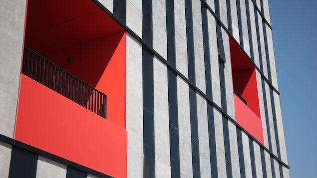 Le complexe Ciudad Creativa Digital au centre-ville de Guadalajara