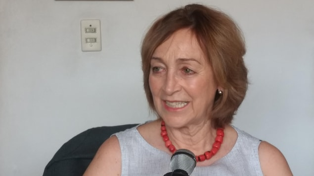 La politologue Soledad Loaeza