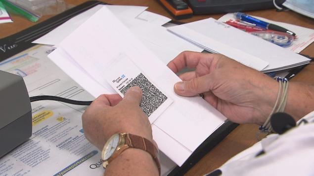 Un organisme de Shawinigan imprime près de 1700preuves de vaccination
