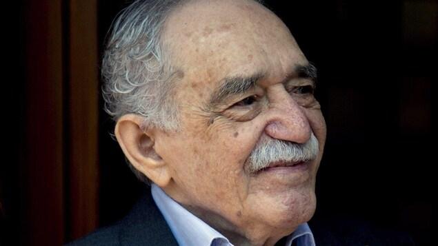 L'écrivain Gabriel Garcia Marquez au Mexique en mars 2014.