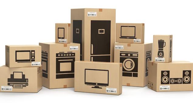 La question de la semaine : Est-ce que le commerçant ou le fabricant peut exiger que le produit soit dans sa boîte pour que la garantie s'applique?