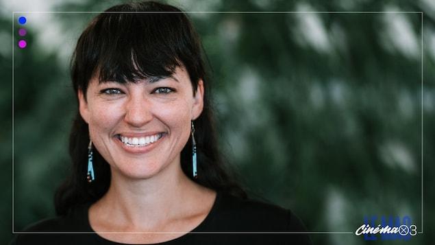 La réalisatrice Caroline Monnet.