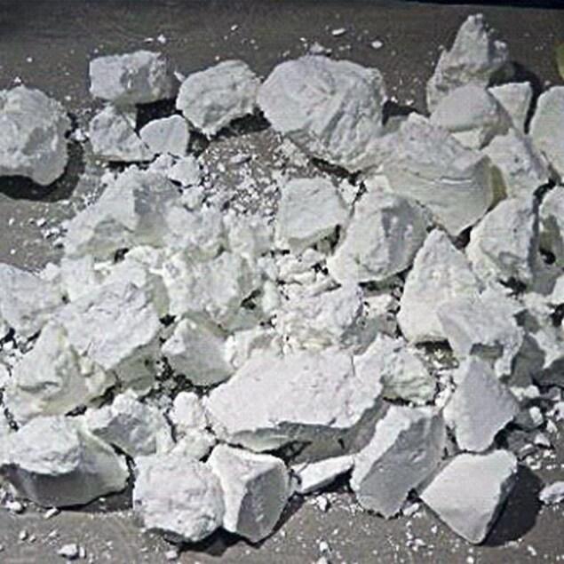Les policiers ont saisi 42 kilos de carfentanil.