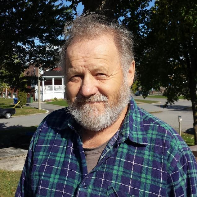 Gilles Lepage, candidat à la préfecture de Témiscamingue