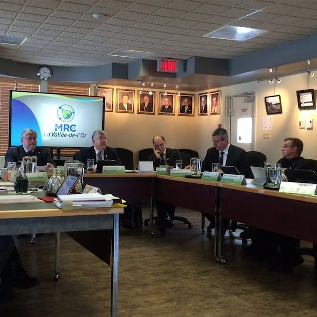 Assemblée du conseil de la MRC de la Vallée-de-l'Or