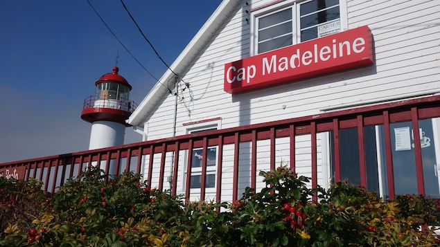 Phare du cap Madeleine