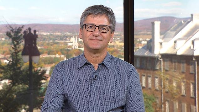 Christian Simard, directeur de Nature-Québec