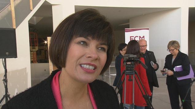 Ginette Petitpas Taylor, ministre fédérale de la Santé