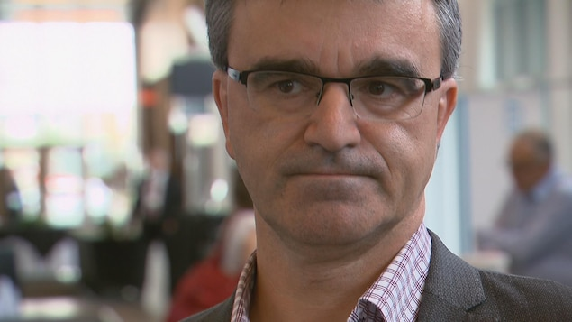 Le PDG de Réseau environnement, Jean Lacroix