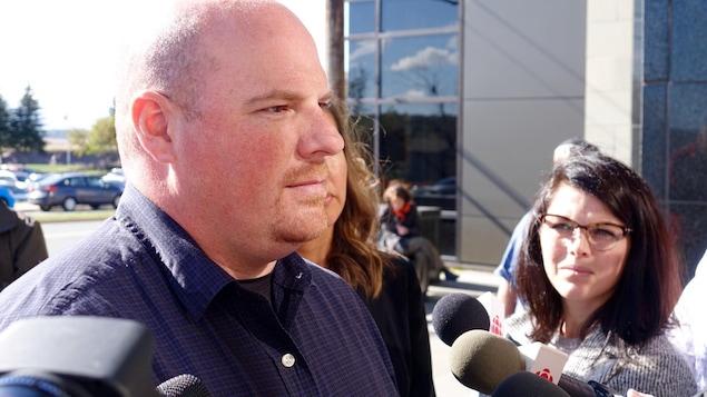 Le policier Patrick Bouchard dénonce le manque de leadership au sein de la GRC.