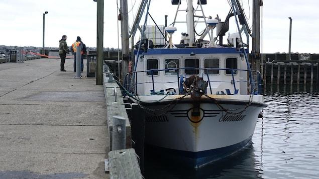 Un pêcheur porté disparu en mer