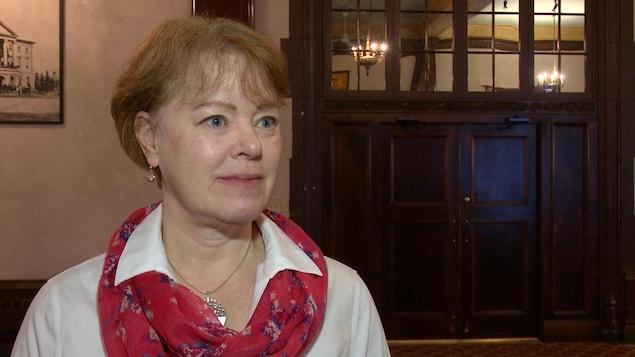Suzanne King, chercheuse au département de psychiatrie de l'Université McGill.
