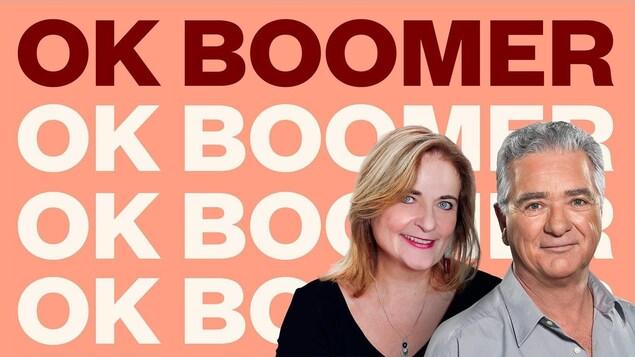 OK boomer sur ICI Première.
