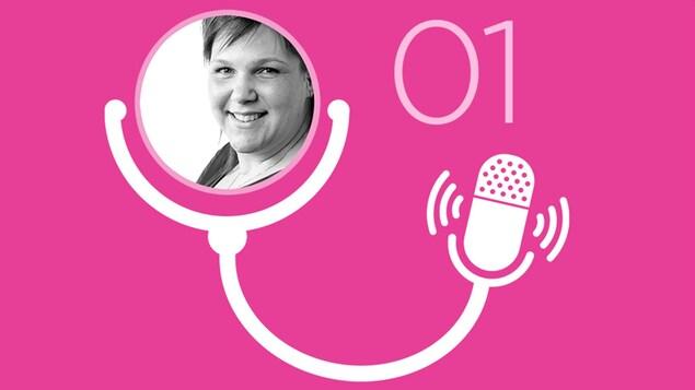 Karine Boissonneault, infirmière clinicienne spécialisée en prévention et contrôle des infections.
