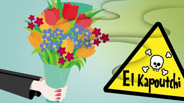 L'épisode Fleurs du mal du balado <i>El Kapoutchi </i>