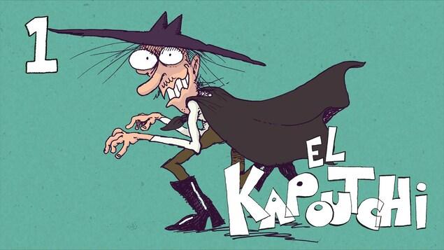 L'épisode Noël du balado <i>El Kapoutchi </i>