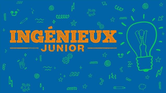 L'épisode 6, L'ampoule, du balado <i>Ingénieux junior</i>.