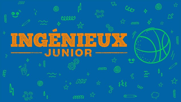 L'épisode 4, Le basketball, du balado <i>Ingénieux junior</i>.