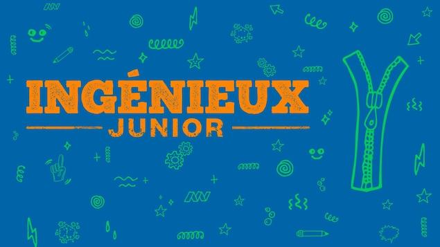 L'épisode 2, La fermeture à glissière, du balado <i>Ingénieux junior</i>.