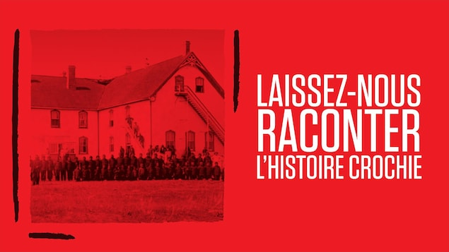 Épisode École du balado <i>Laissez-nous raconter : L'histoire crochie</i> .