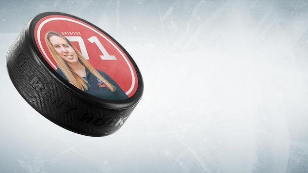 Alexandra Mandrycky, directrice stratégie hockey et recherche de la future 32e équipe de la LNH.