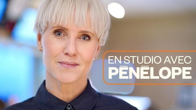 Concours pour venir assister à l'émission « Pénélope » en direct du studio radio de la Maison Radio-Canada.