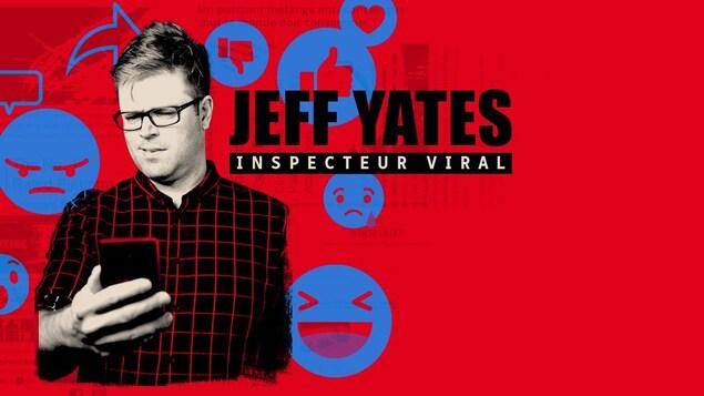 Découvrez toutes les fausses nouvelles analysées par Jeff Yates, spécialiste de la désinformation sur le web