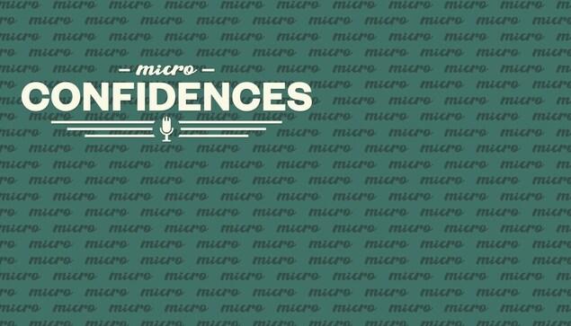 Publicité. Radio-Canada présente les Micro-confidences de vos animateurs radio préférés.