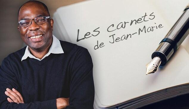 Les carnets de Jean-Marie souriant