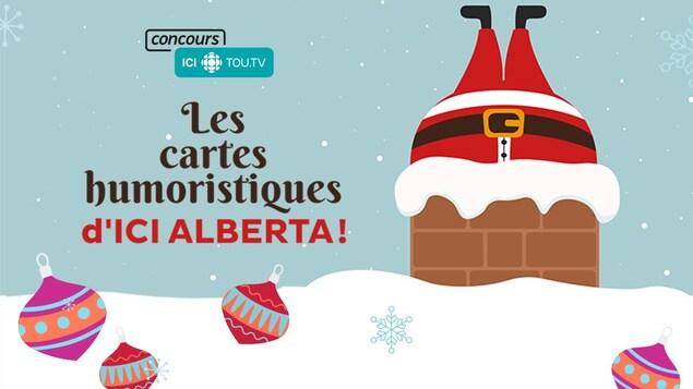 Concours : Les cartes humoristiques d'ICI Alberta