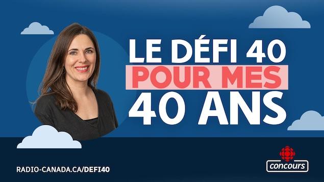 Le défi 40 pour mes 40 ans