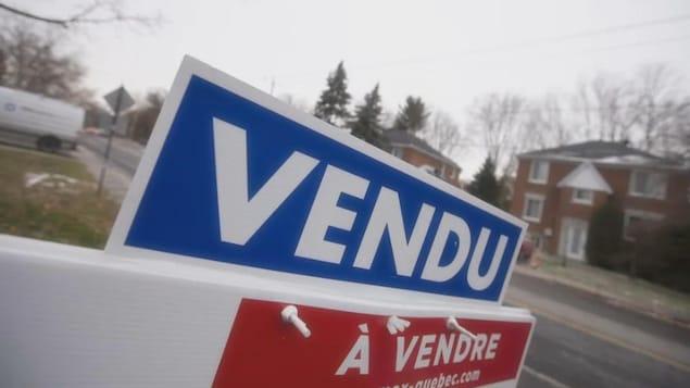 Pancarte « À vendre »