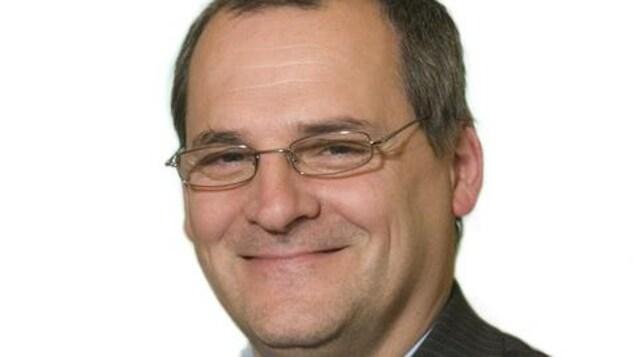 Alain Webster, vice-recteur au développement durable et aux relations gouvernementales à l'Université de Sherbrooke.