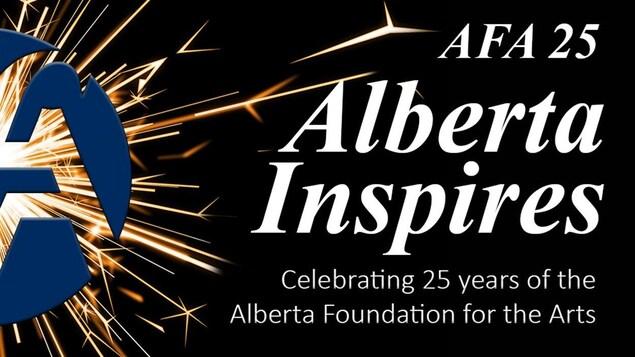 La Fondation des arts de l'Alberta célèbre son 25e anniversaire.