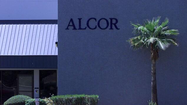 Les bureaux d'Alcor Life Extension Foundation, en Arizona, l'autre institut américain qui offre la cryogénisation.