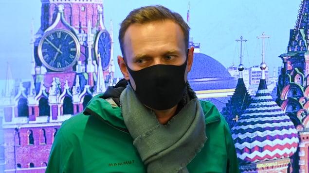 Alexeï Navalny.