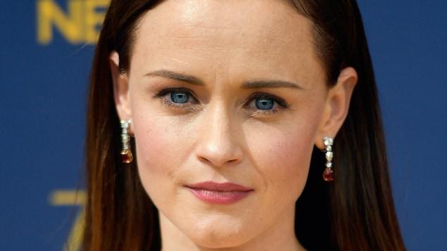 L'actrice Alexis Bledel