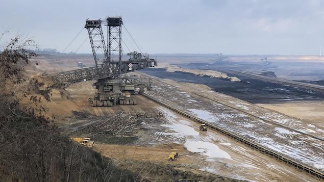 mine machinerie