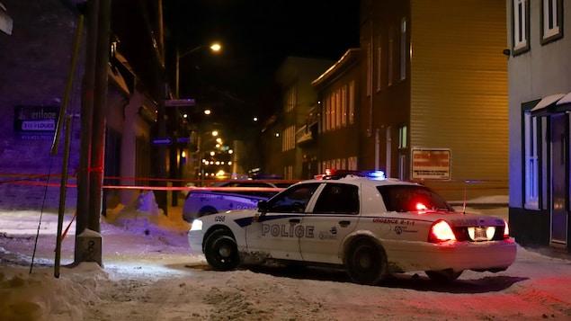 L'altercation a éclaté dans le quartier Saint-Roch.
