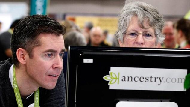 Ancestry.com a affirmé ne pas avoir reçu de requêtes judiciaires pour obtenir de l'information génétique au cours des trois dernières années.