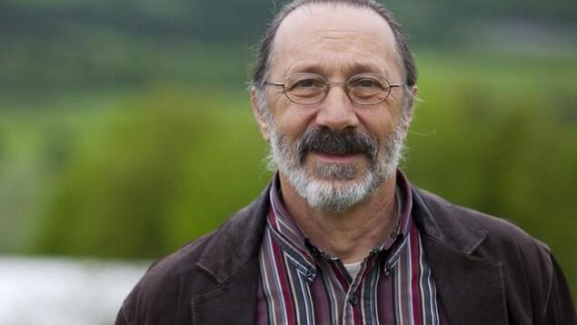 Le président de l'Association québécoise de lutte contre la pollution atmosphérique, André Bélisle.