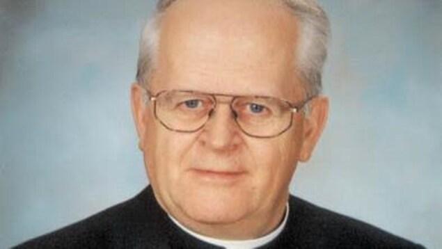 Mgr André Gaumond.
