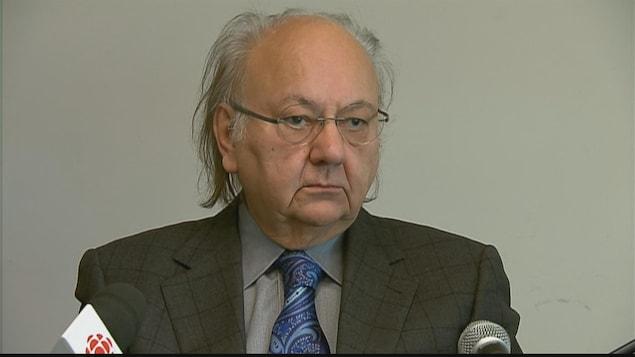 L'avocat André Joli-Coeur estime que la Davie est victime d'injustice.