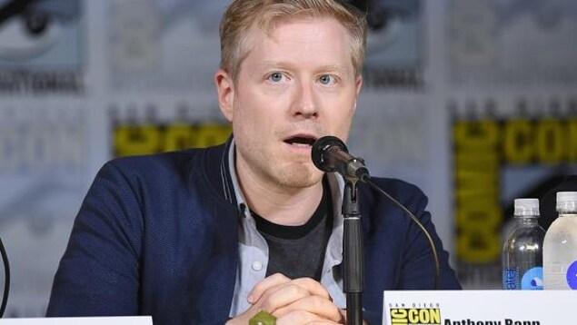 L'acteur au Comic-Con International à San Diego