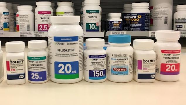 Les antidépresseurs sont prescrits pour soigner la dépression et les troubles anxieux.