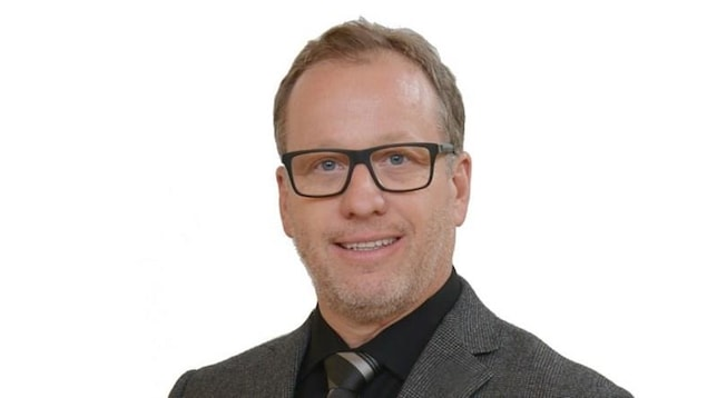 Antoine Déry, directeur général de la Commission scolaire de Kamouraska--Rivière-du-Loup.