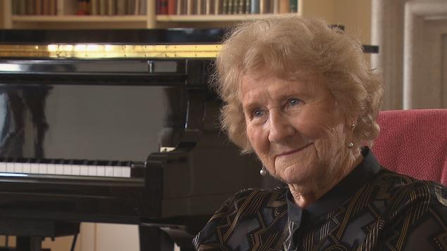 Antonine Maillet célèbre son 90e anniversaire le 10 mai 2019.