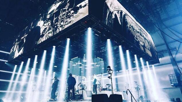 Arcade Fire en concert à Québec le 5 septembre 2017
