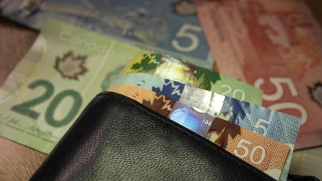 porte-feuille argent