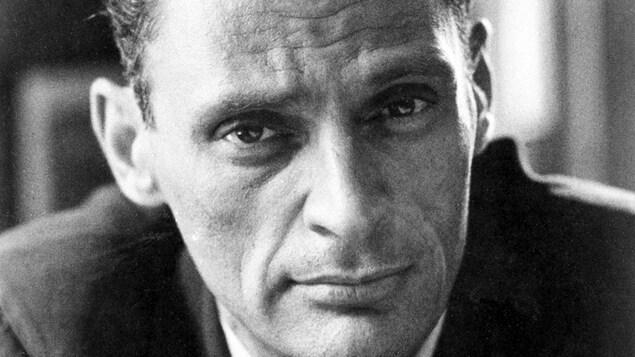 Le dramaturge Arthur Miller en 1956